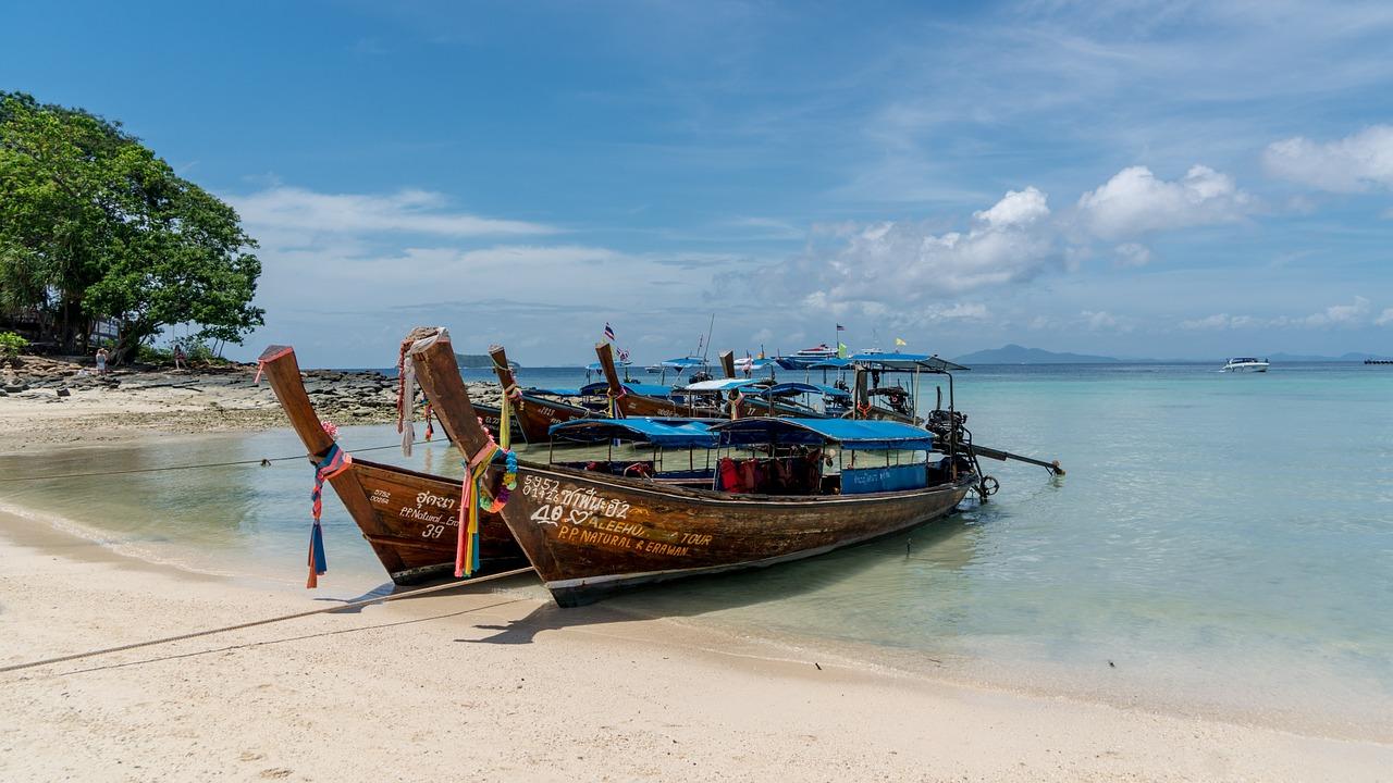 Découvrez la liste des plages à ne pas manquer lors d'un voyage en Thaïlande