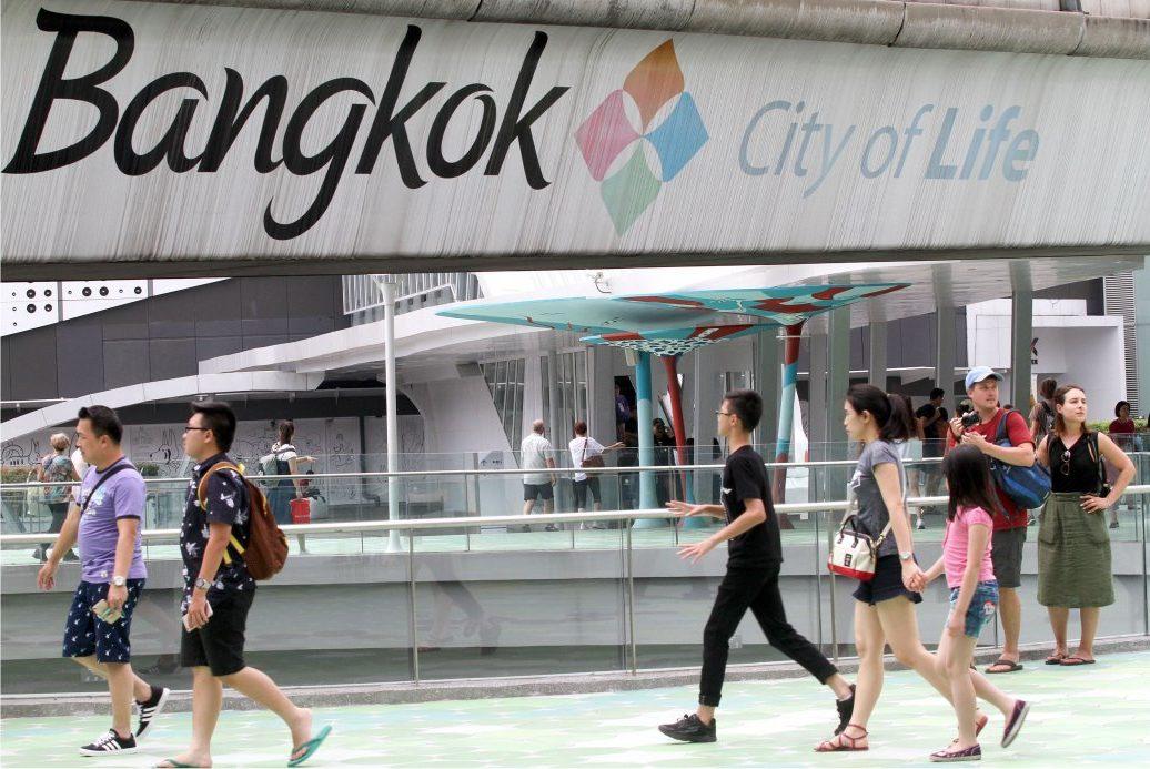 Dans une récente étude, de nombreux habitants de Bangkok se sont déclarés stressés et malheureux
