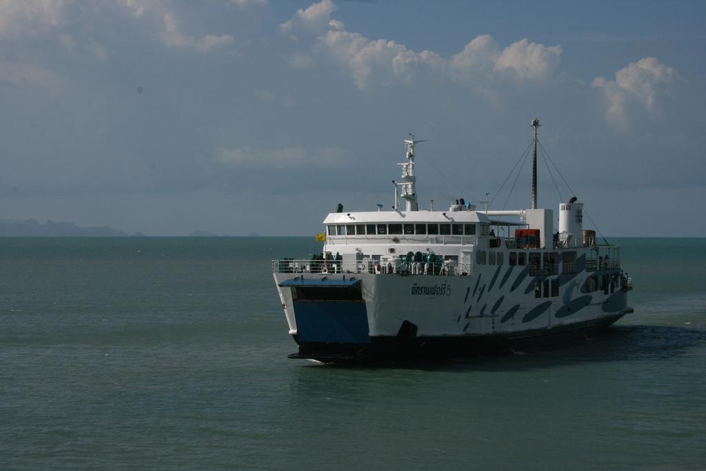 Une nouvelle liaison maritime devrait permettre de renforcer la coopération touristique entre la Thaïlande et le Cambodge