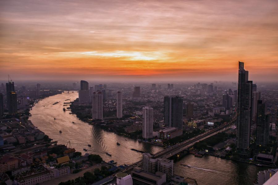 La Thaïlande a perdu six places dans la dernière enquête sur l'expatriation de la banque HSBC