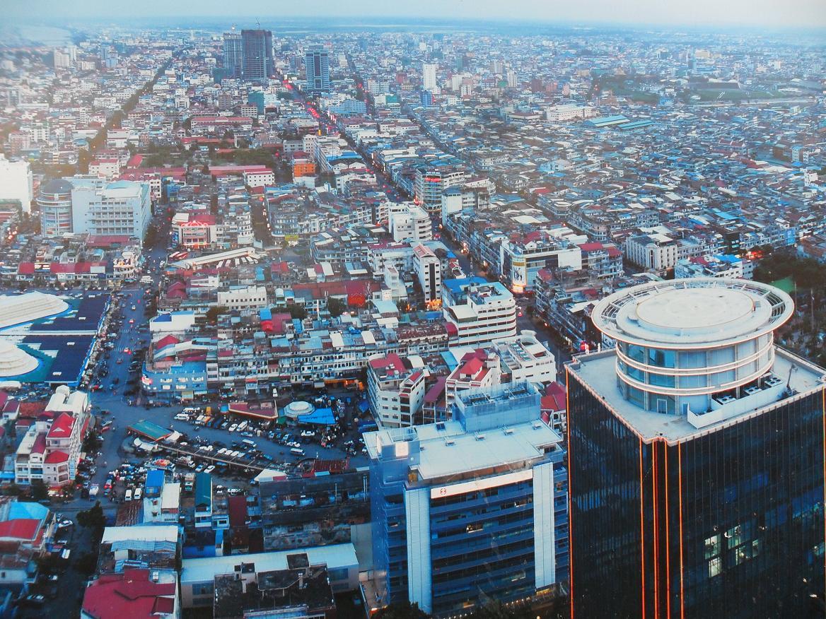 Le FMI a estimé que la croissance du Cambodge devrait atteindre 7,25 % en 2018