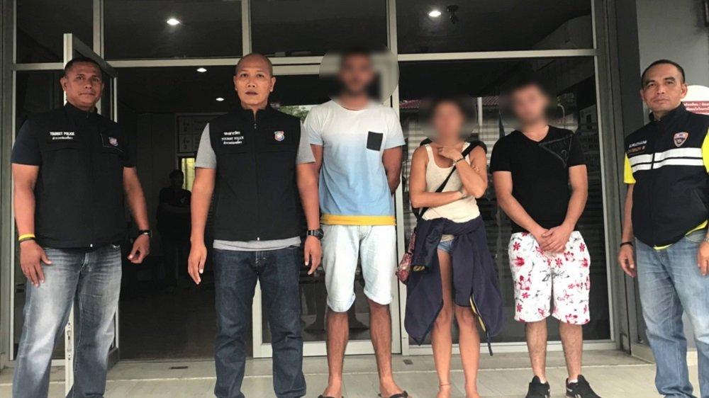 Trois Français ont été arrêtés à Koh Samui après une fausse déclaration de vol