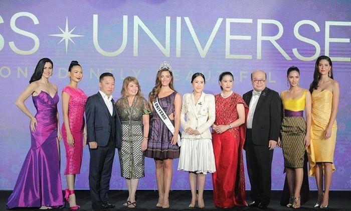 L'organisation de Miss Univers a tenu une conférence de presse en prévision de l'édition 2018, qui se déroulera en Thaïlande