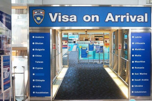Les deux prochains mois, les visiteurs de 21 pays pourront obtenir gratuitement leur visa à l'arrivée