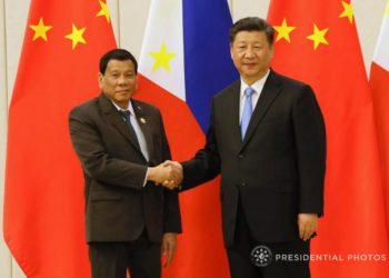 Les Philippines acceptent de travailler avec la Chine sur des projets économiques