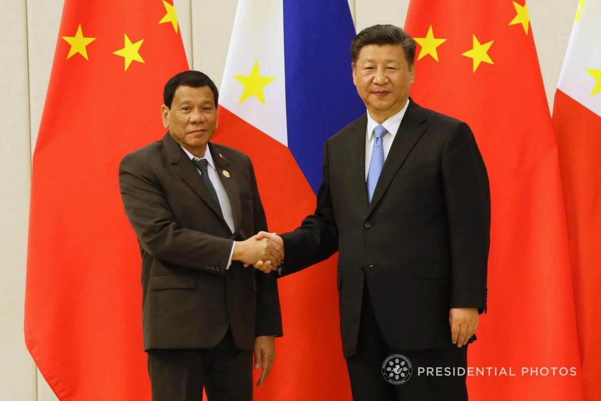 Les Philippines et la Chine ont signé plusieurs accords économiques, dans une tentative de réchauffement des relations entres les deux pays