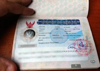 Phuket : un ancien consul honoraire arrêté pour avoir vendu de faux visas