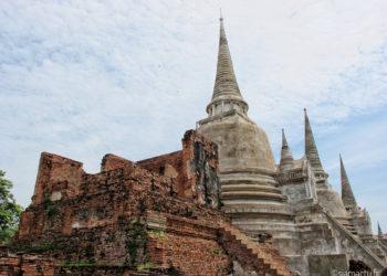 Les vestiges d'Ayutthaya, brève histoire de l'ancienne capitale de la Thaïlande