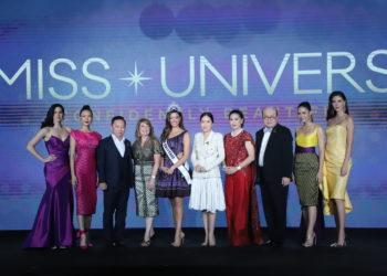 Miss Univers 2018 : la Thaïlande prête pour le concours