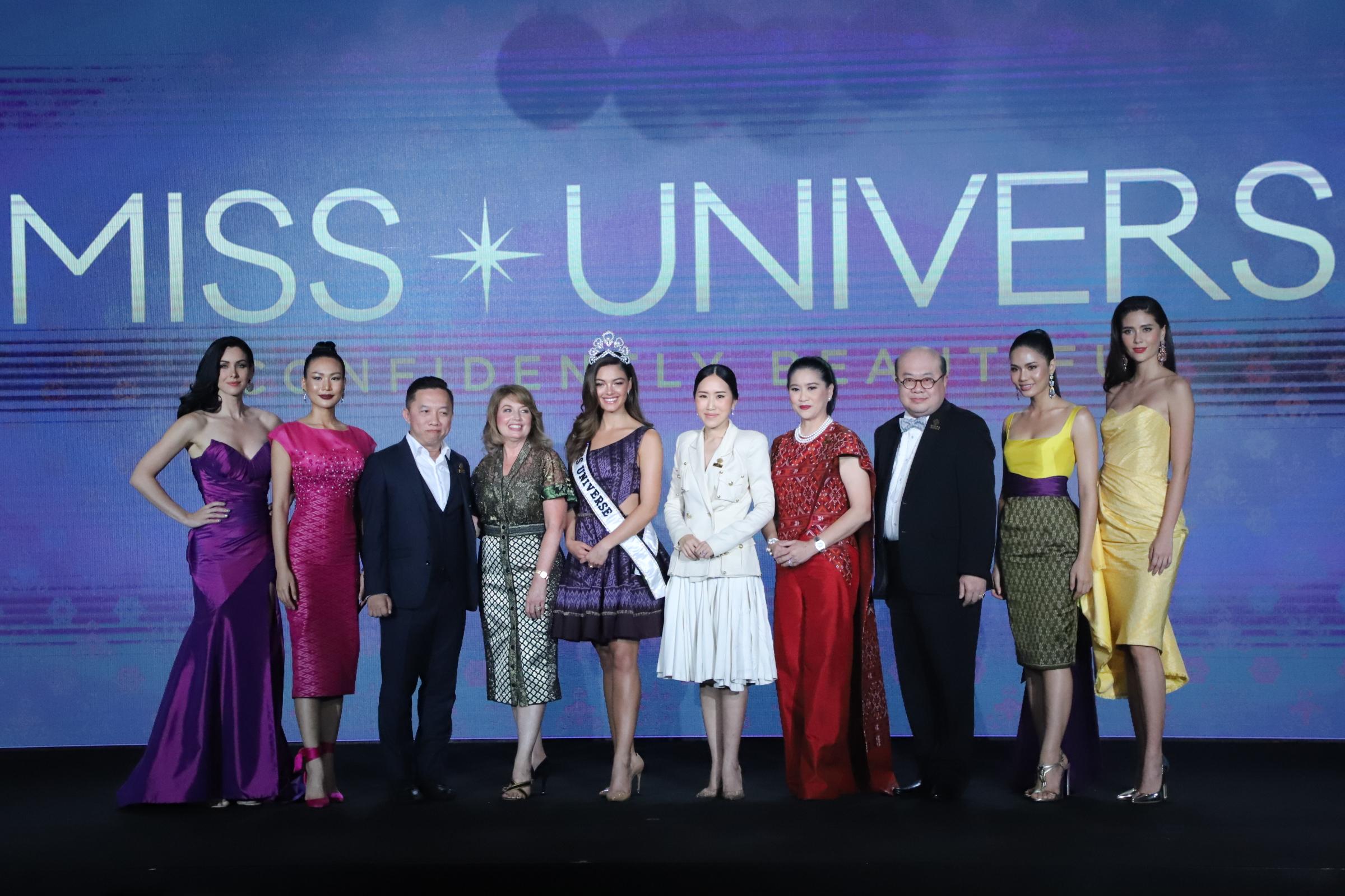 Les autorités thaïlandaises ont annoncé que le pays était prêt pour le concours Miss Univers, qui se tiendra le 14 décembre