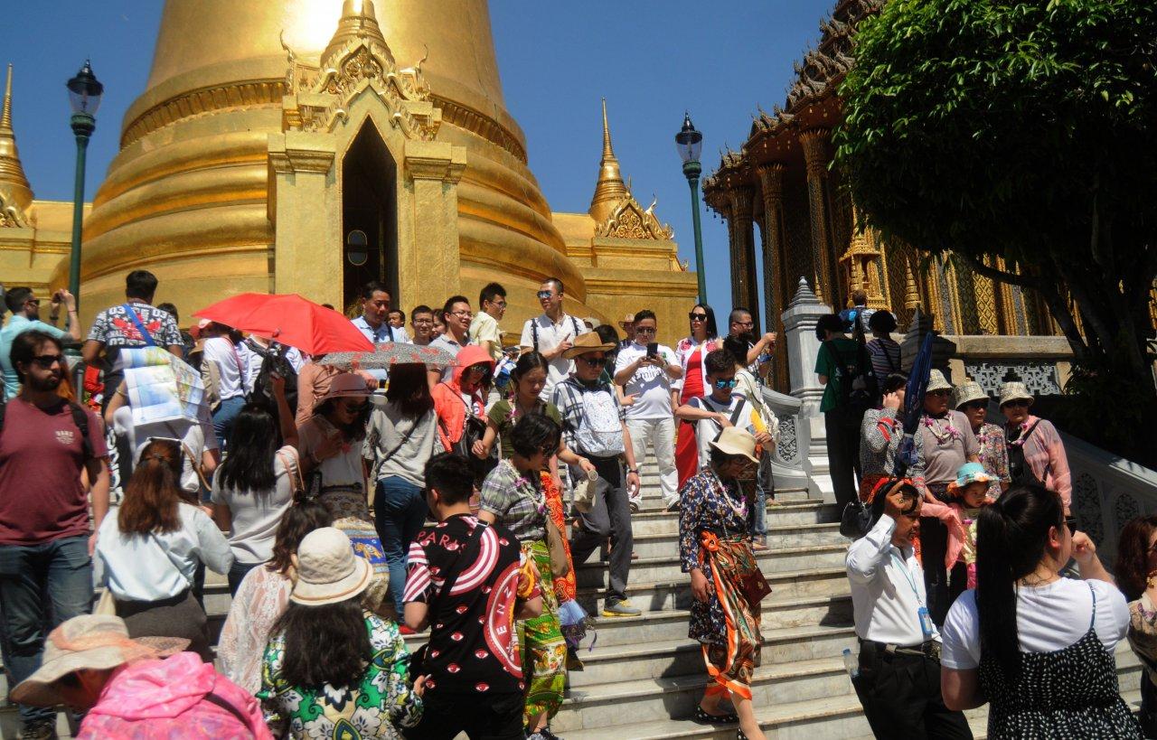 La Thaïlande veut lancer plusieurs initiatives afin d'attirer à nouveau les touristes chinois dans le pays