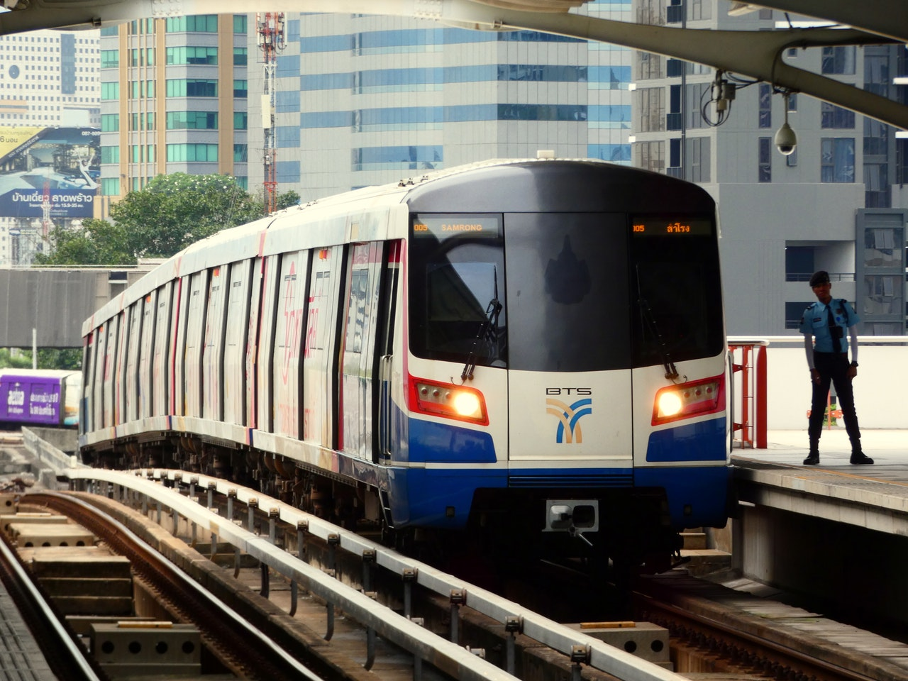 Le prolongement sud du BTS Green Line sera mis en service le mois prochain