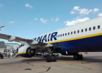 Un avion de Ryanair immobilisé en France pour des factures impayées