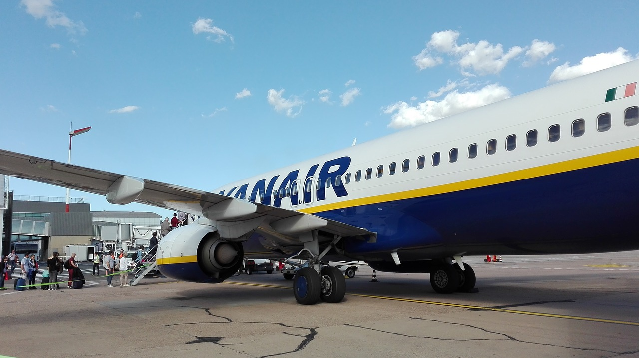Un appareil de la compagnie aérienne Ryanair a été immobilisé par les autorités à l'aéroport de Bordeaux, pour des subventions non remboursées