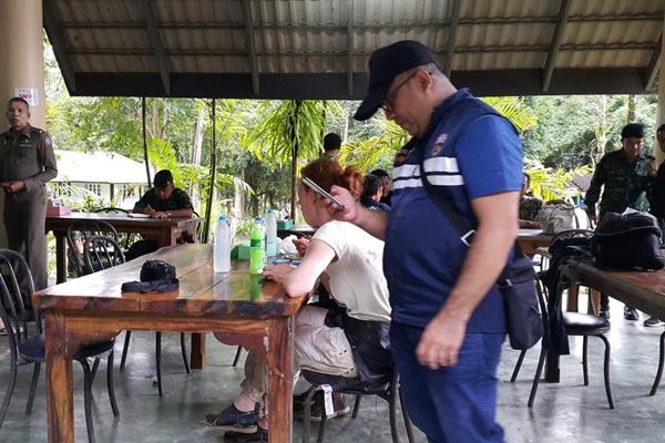Deux touristes français ont été retrouvés par les autorités locales de Krabi, après avoir été portés disparus pendant plusieurs heures