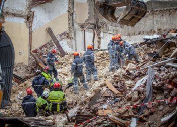 Marseille : au moins 4 morts après l'effondrement de plusieurs immeubles