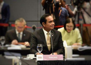 Prayut toujours incertain quant à son avenir en politique