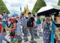 Thaïlande : baisse du nombre de touristes en octobre