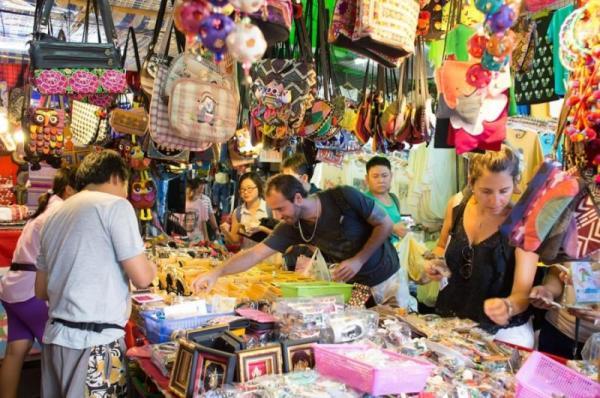 Les touristes étrangers dépensent plus en Thaïlande que dans n'importe quel autre pays asiatique