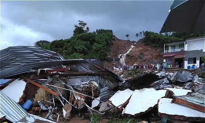 Au moins 14 morts et 2 disparus sont à déplorer après le passage de la dépression tropicale Toraji au Vietnam