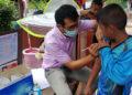 La rougeole continue de sévir dans l'extrême-sud de la Thaïlande