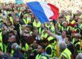 Le soutien au mouvement des gilets jaunes se renforce en France