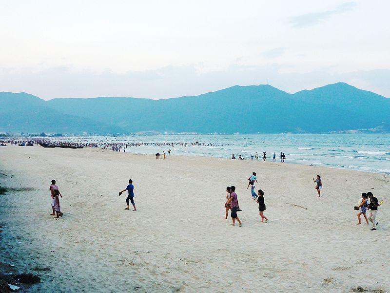 Les touristes sud-coréens privilégient l'Asie du Sud-Est, en particulier les stations balnéaires du Vietnam (ci-dessus) pour leurs vacances d'hiver