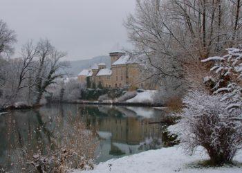 Coup de froid, neige et hiver précoce en France