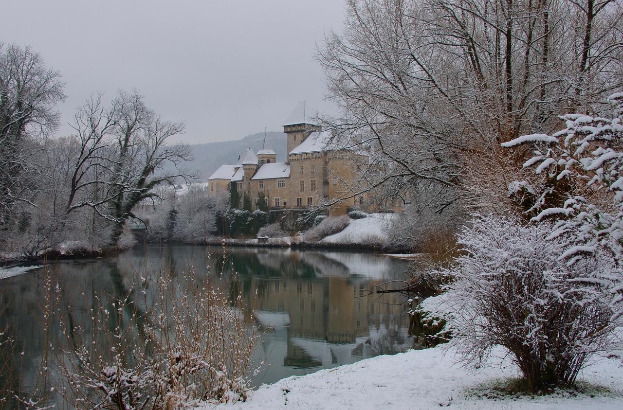 Froid et neige sont attendus sur une grande partie de la France cette semaine