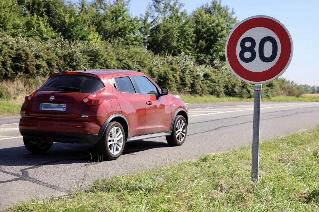 Castaner : la limitation de vitesse à 80 km/h pas irréversible