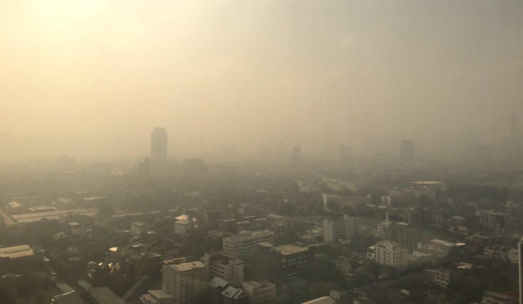 Bangkok : la pollution de l'air devient préoccupante