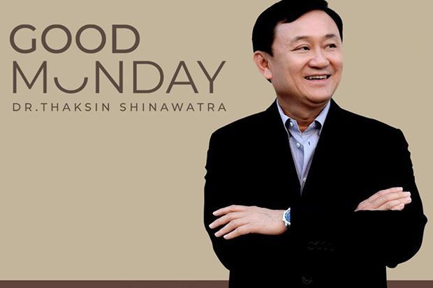 Thaksin lance un podcast économique hebdomadaire