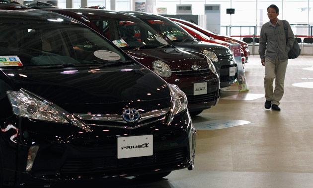 Les ventes de voitures en Thaïlande pourraient chuter de 3,8 % en 2019