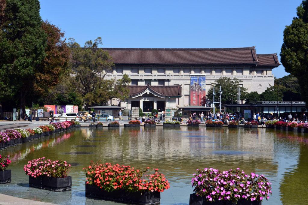 Le Musée national de Tokyo va devenir plus adapté aux visiteurs étrangers