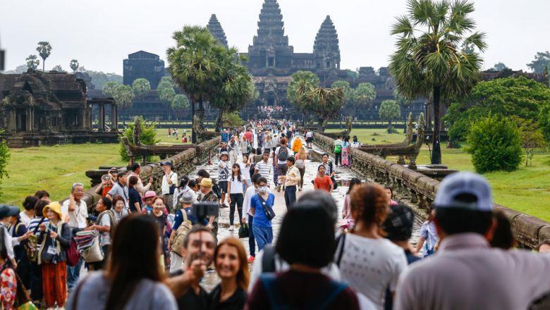 Le Cambodge met en garde les touristes contre les faux sites de visas