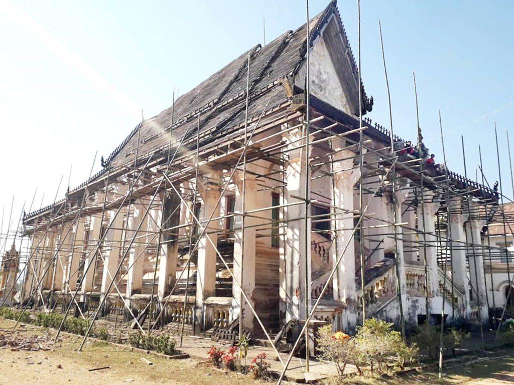La France va aider le Laos à protéger son patrimoine culturel