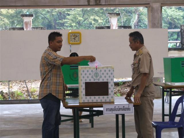 Nouveau record de candidats pour les élections législatives en Thaïlande