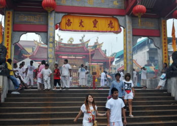 Phuket : les touristes chinois de retour