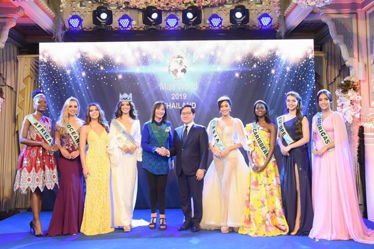 La Thaïlande va accueillir sa première finale du concours Miss Monde en décembre