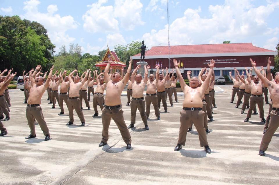 Thaïlande : les policiers obèses vont devoir suivre des cures d'amaigrissement