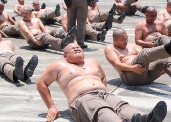 Thaïlande : les policiers obèses vont devoir suivre une cure d'amaigrissement