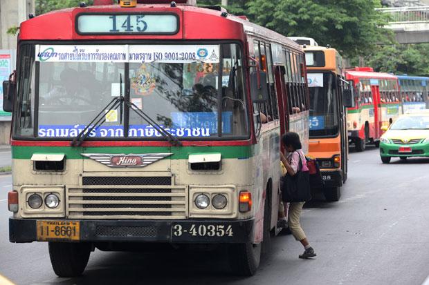 Bangkok : tous les bus seront climatisés d'ici 2022