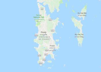 Phuket : 3 morts, dont 1 Français, dans un accident de la route