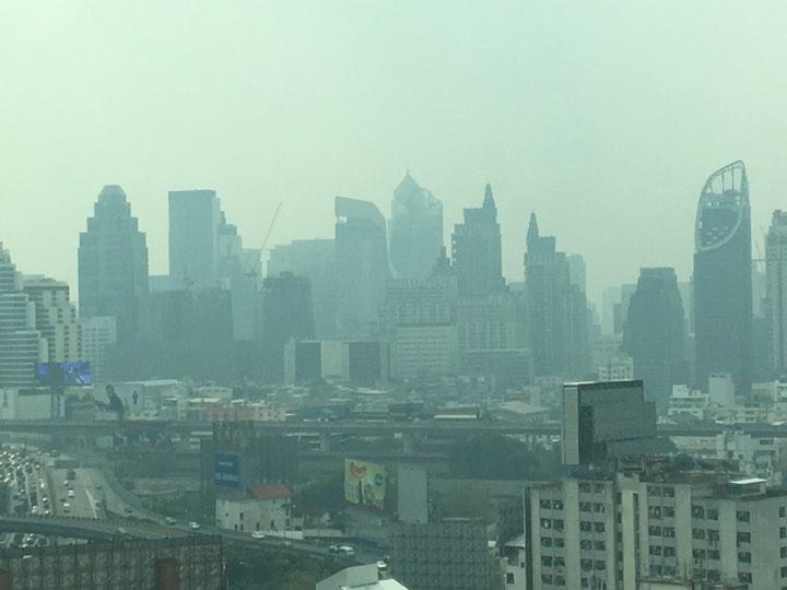 Pollution : la Thaïlande au 23e rang mondial en 2018