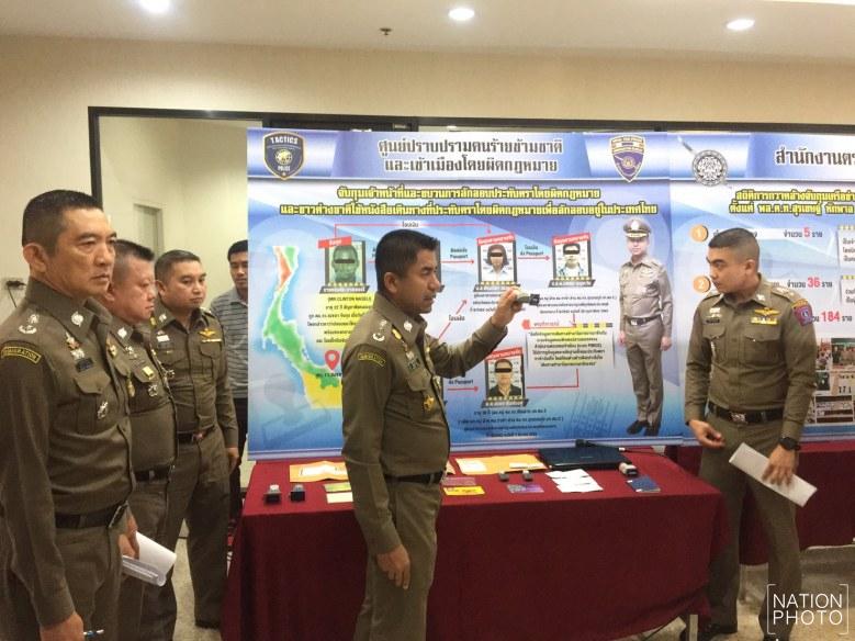 Thaïlande : 2 agents de l'immigration démis de leurs fonctions pour fraude aux visas