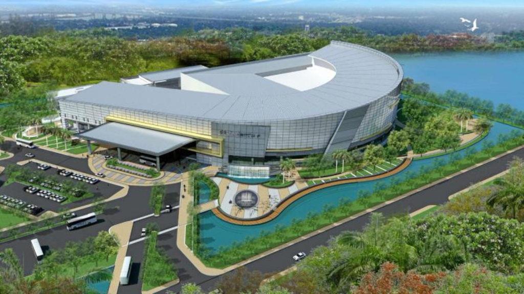 Thaïlande : le musée Rama IX bientôt achevé