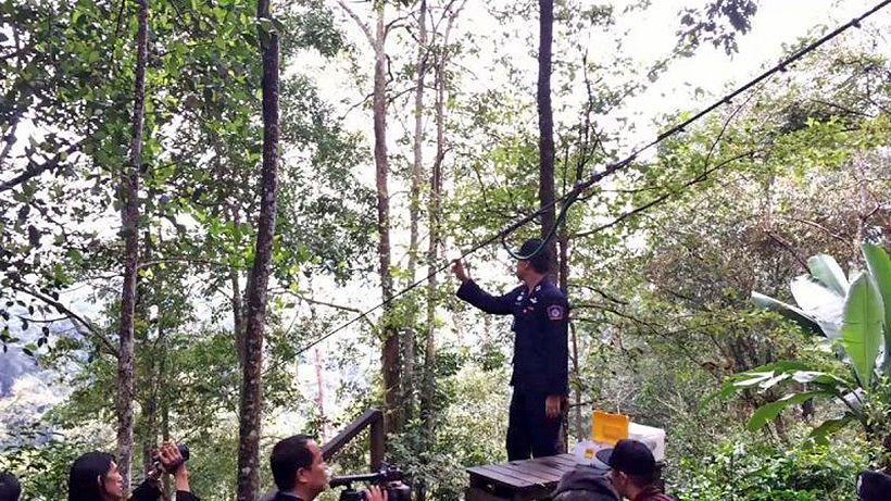 Chiang Mai : un touriste canadien meurt après un accident de tyrolienne