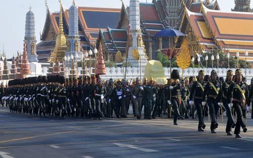 Couronnement du Roi de Thaïlande : de nombreuses dispositions mises en place pour accueillir la population