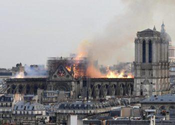 Notre-Dame de Paris : la Thaïlande exprime sa solidarité après l'incendie