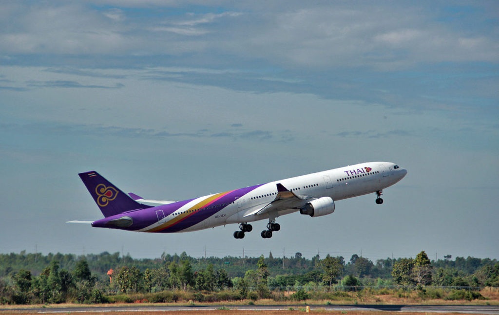 Thai Airways : chute des profits au 1er trimestre 2019
